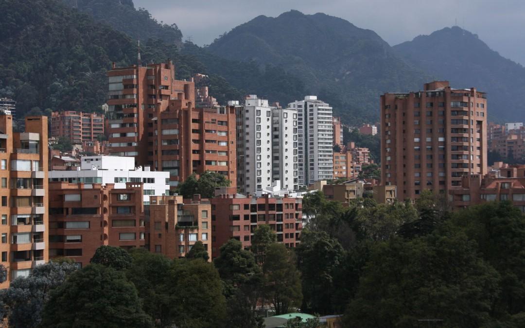 Estructura Administrativa de Bogotá