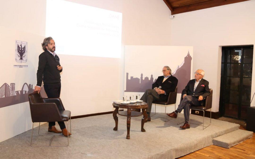 Director del DANE habló sobre población y demografía de Bogotá