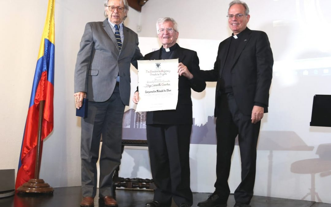 Ganadores Premio GJDQ 2019 – Padre Diego Jaramillo Cuartas