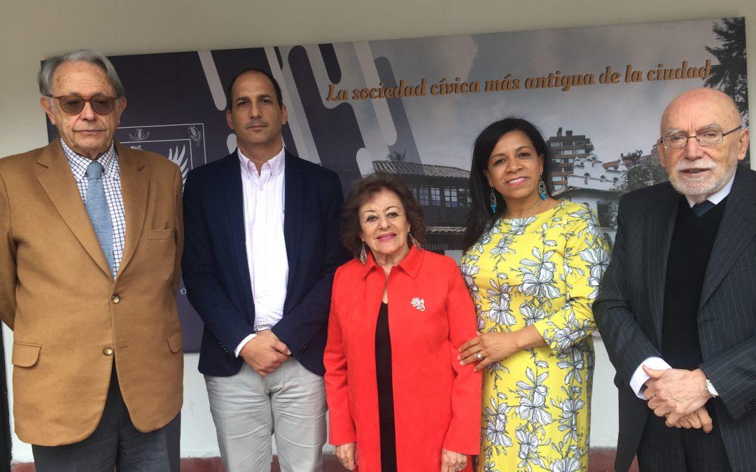 La Sociedad de Mejoras y Ornato de Bogotá dio la bienvenida al nuevo Centro de Pensamiento sobre Gestión Ambiental Urbana