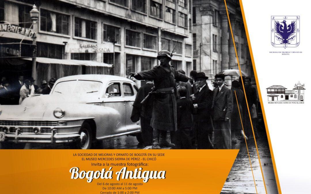 La Bogotá de antes en 36 fotografias