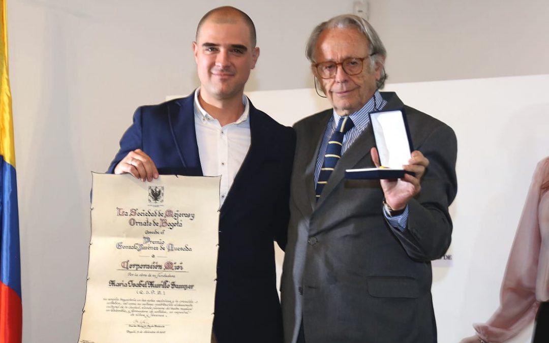 Ganadores Premio GJDQ 2019 – Corporación MISI